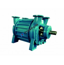2BEJ TYPE CORROSION-RESISTANT LIQUID RING VACUUM PUMP AND COMPRESSOR
